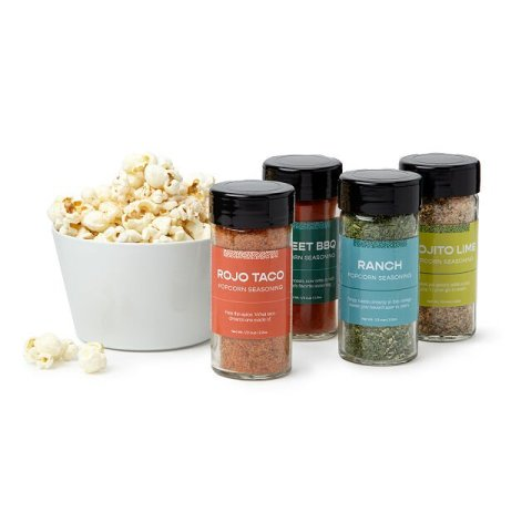 healthy popcorn seasoning gift set