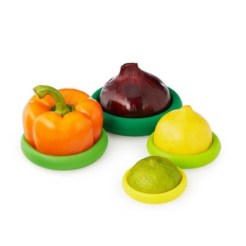 reusable food hugger set
