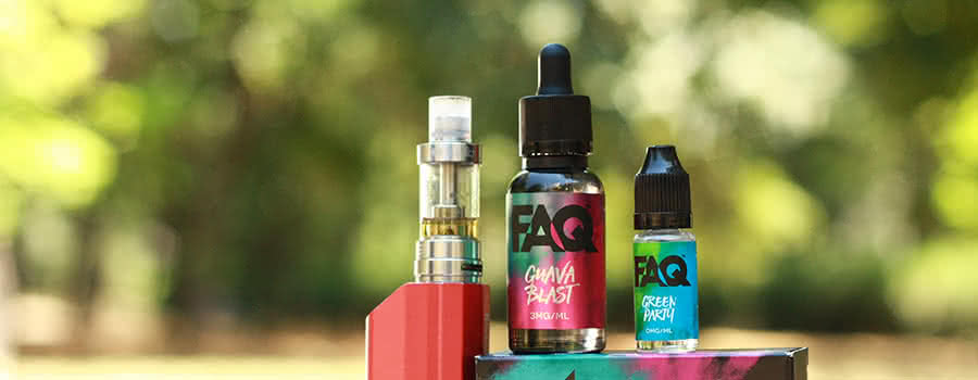Short guideline for new vapers