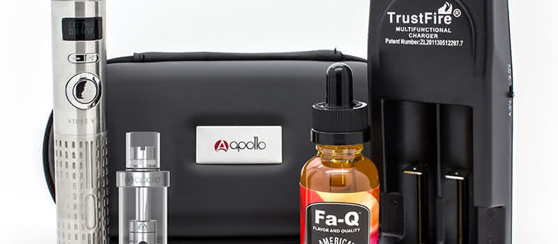 Upgrading your vaping kit