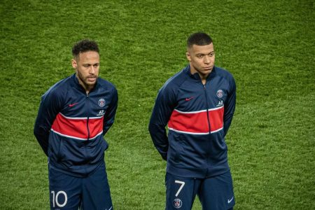"Neymar On Kylian Mbappé: ""He Is A Very Wonderful Person."" 