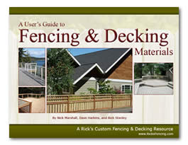 A User's Guide to Fencing and Decking Materials