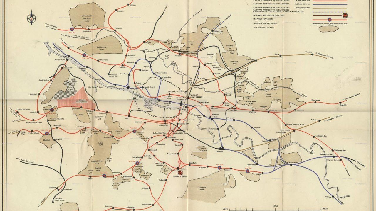 Glasgow and District Railways (1951)
