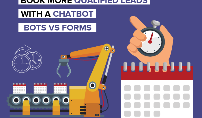 Book More Qualified Leads With A Chatbot