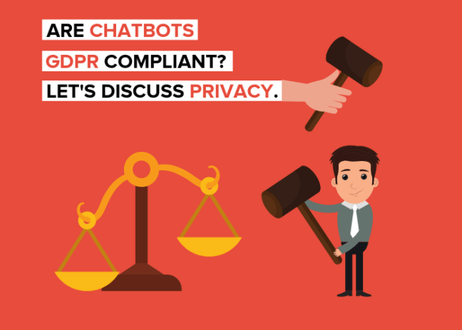 Are chatbots GDPR compliant?