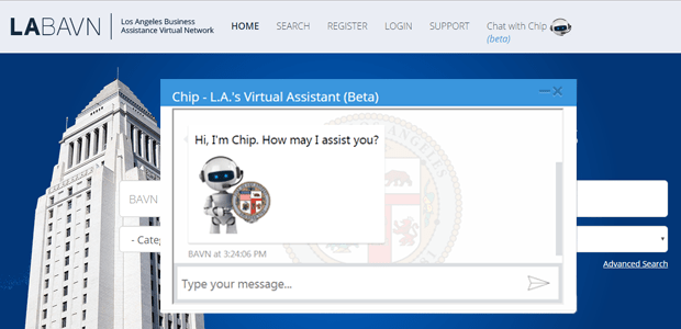 CHIP Chatbot