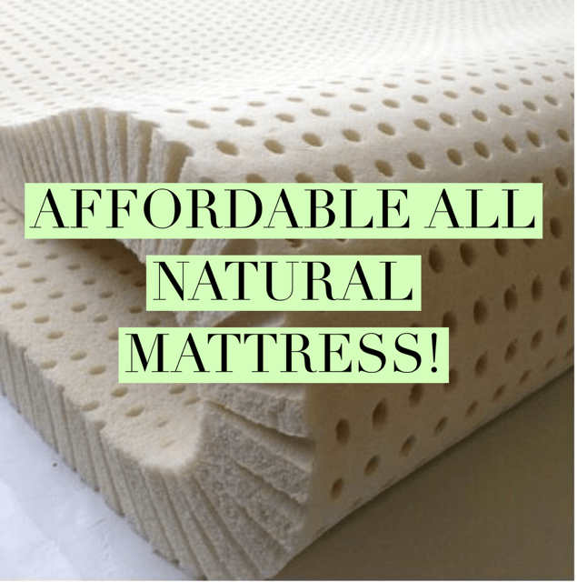 How Can I Afford A Natural Mattress Why Do Non Toxic Mattresses Cost So Much