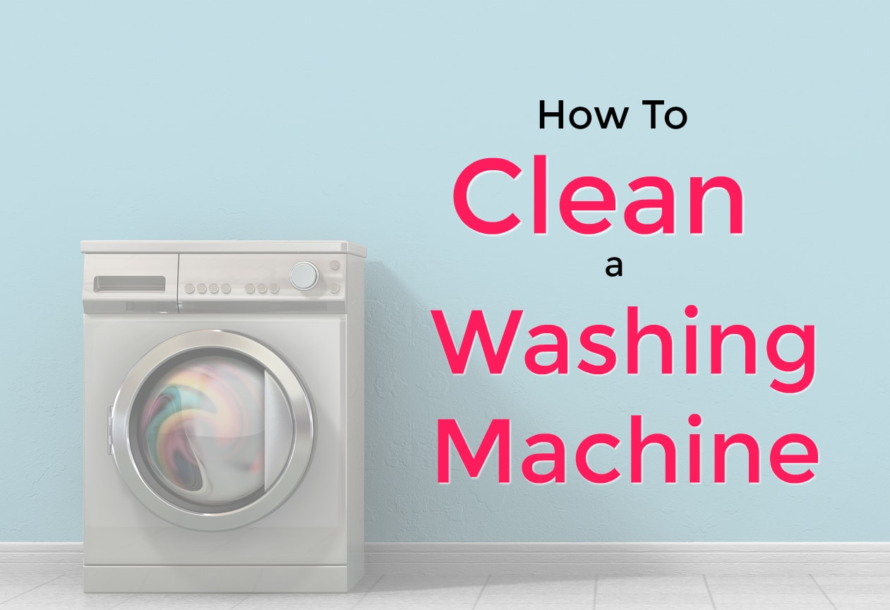How to Clean Your Washing Machine - Get Green Be Well on Washing Machine  id=87313