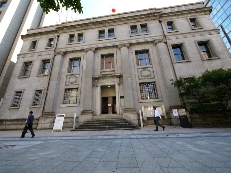 旧日本銀行広島支店(旧日銀)外観