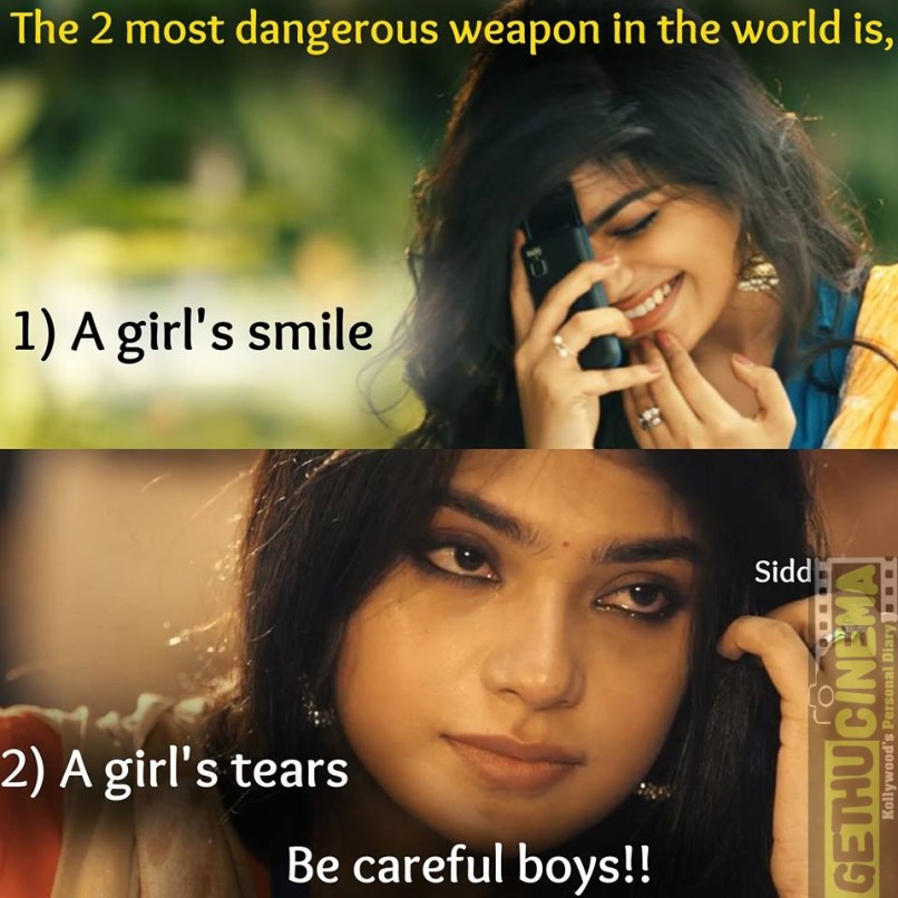 Girl Love Images With Quotes In Tamil