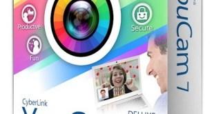 CyberLink YouCam 7 free download 1