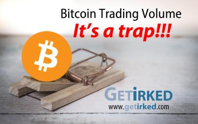 More than 95% of Bitcoin trading volume is fake