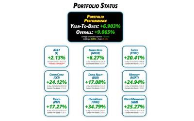 Pandemic Portfolio #17