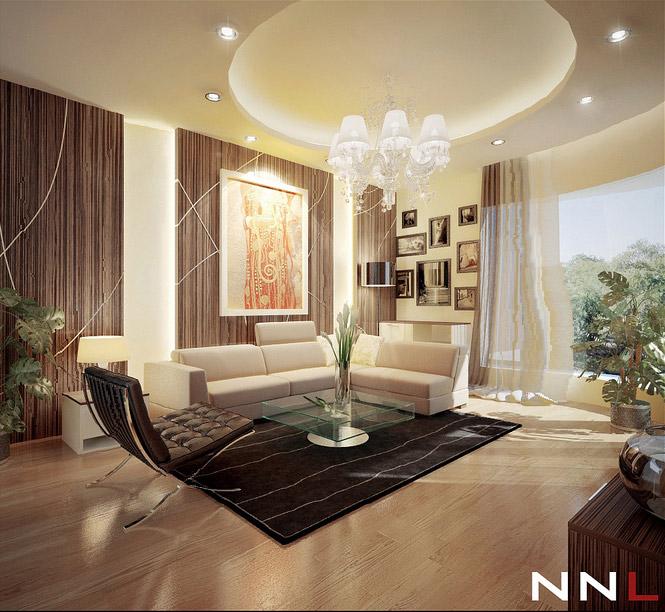 Black Brown Lounge Dream Home Interiors by Open Design ... on Dream Home Interior  id=34232