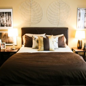 15 romantic bedroom designs for newly married couples ...