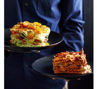 Learn to make The Ultimate Lasagna Featuring: Scanpan Techniq