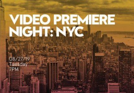 Video Premiere Night (NYC)