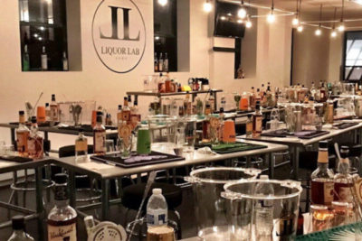 Bourbon Women NYC Cocktail Crafting Event at Liquor Lab