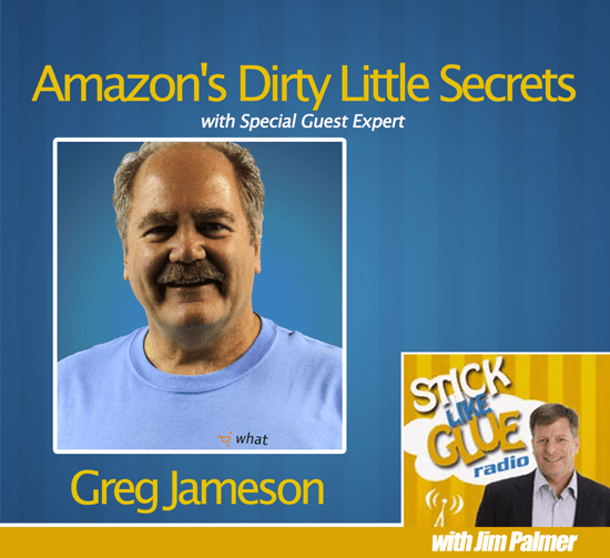 Amazon's Dirty Little Secrets