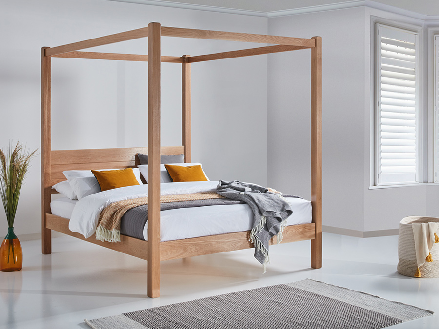 four poster bed classic