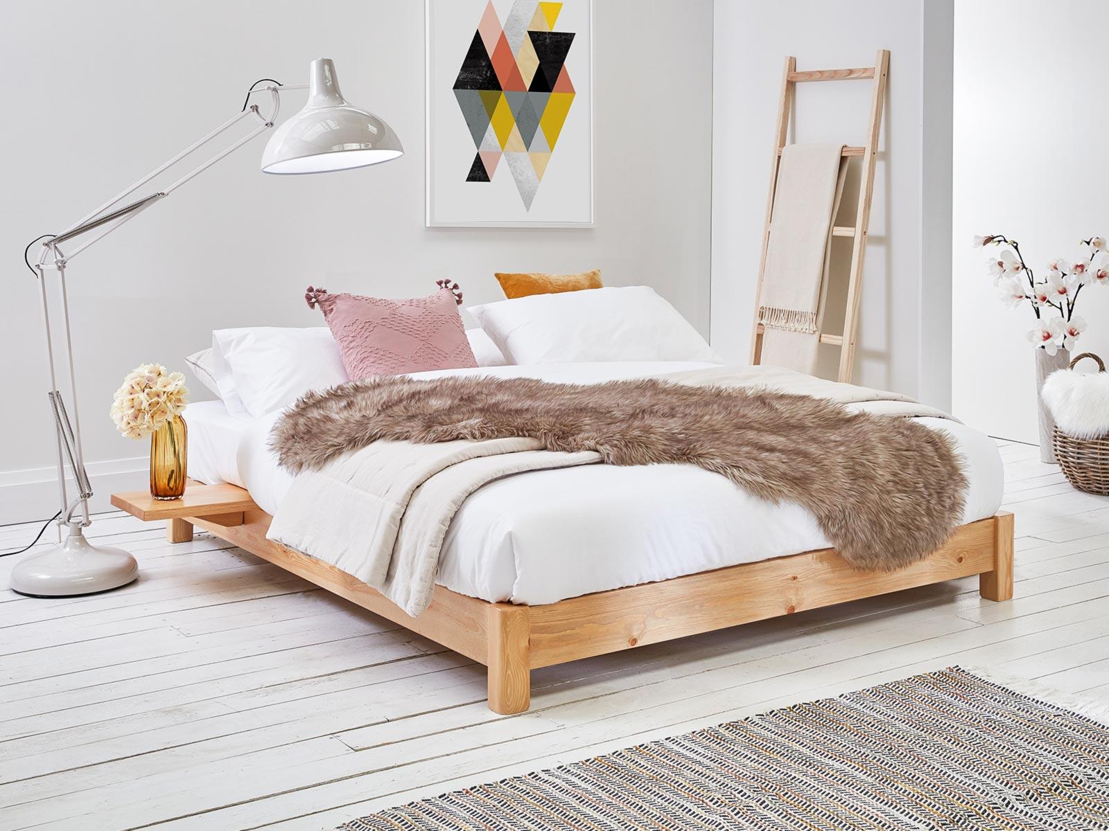 Low Platform Bed Space Saver Get Laid Beds