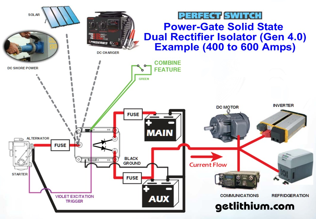 Perfect Switch Dual Rectifier Isolator Gen4 diagram 600Amp?resized665%2C461 warn multi battery isolator wiring diagram efcaviation com cole hersee isolator wiring diagram at n-0.co
