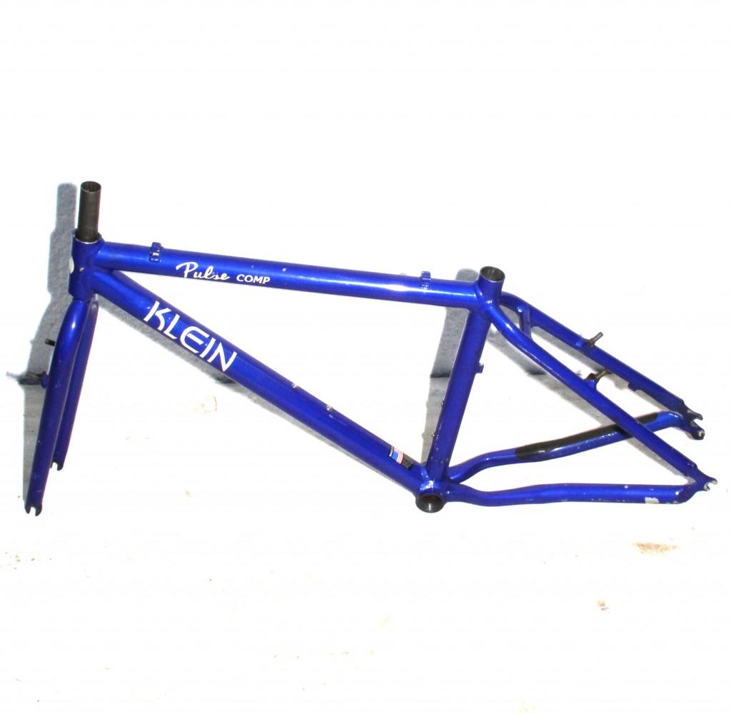 Klein Pulse Comp Frame & Forks | Get Me Fixed