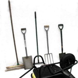Trail Building Equipment