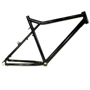 "Daewoo Genius 21"" Alloy Rigid MTB Frame Black"