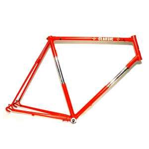 "Philips Classic Tour de France by Raleigh Nottingham 1975 23.5"" / 59.5cm Red Road Frame"