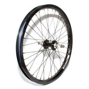 "Gusset Trix 20"" Wheel Rear Black 36H 14mm"