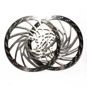 Hope M4 205mm Silver Disc Rotor 6 Bolt