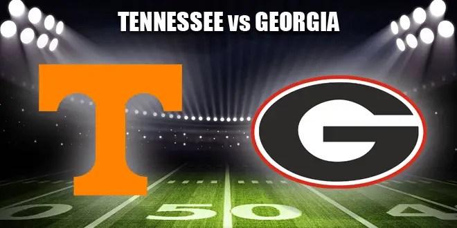 Image result for Tennessee Volunteers vs. Georgia Bulldogs