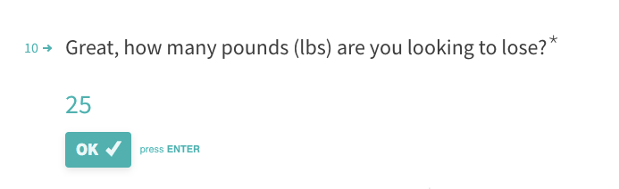 Lose lbs img