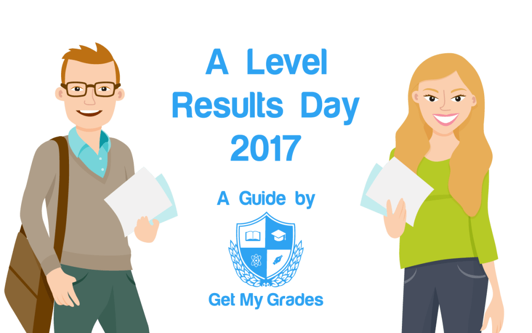 A Level Results Day 2017