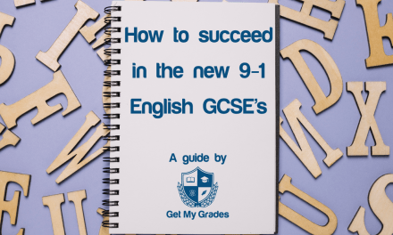 How to Succeed in the new 9-1 English GCSE's Series: How do I Revise for English?