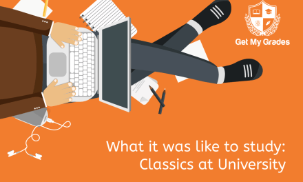 What it was like to study: Classics at University