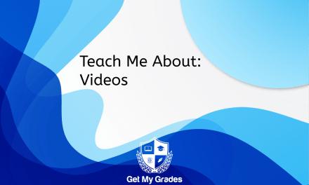 Teach Me About: Videos