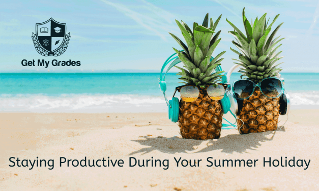 Staying Productive During Your Summer Holiday