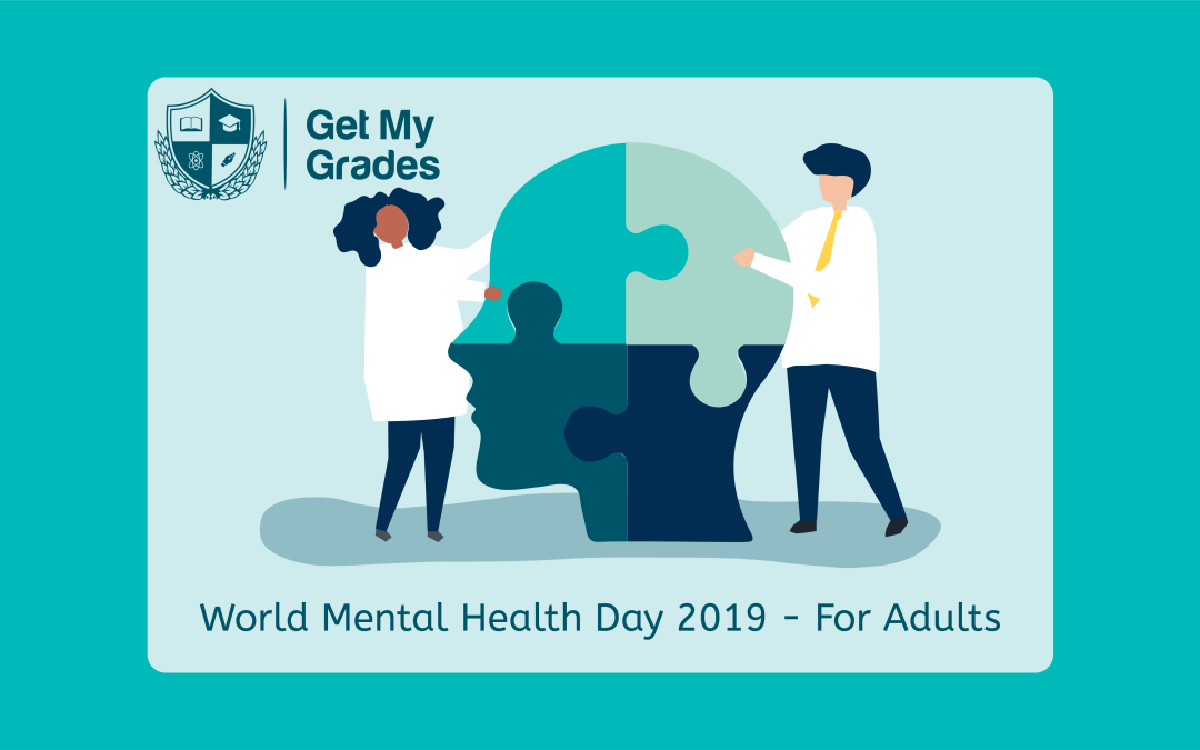 World Mental Health Day – For Adults