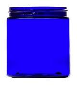 cobalt blue jar