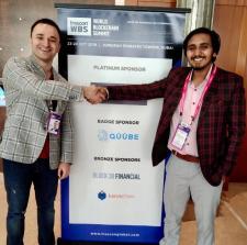 Deepanshu Bhatt joins hand with Quube Exchange at WBS Dubai