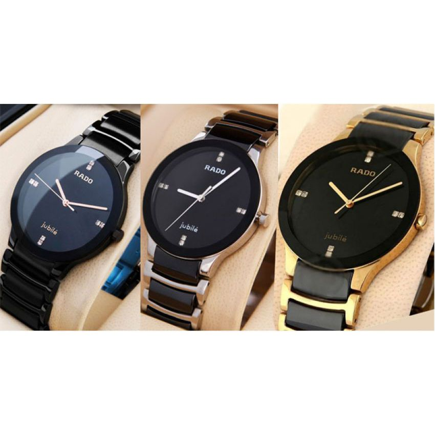 Pack of 3 Rado Centrix Jubile Watches in Pakistan