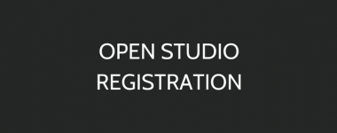 Open Studio Registration