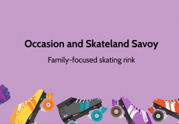 Skateland Savoy Success Story