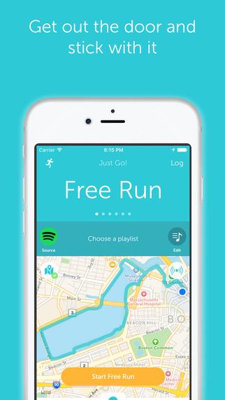running apps