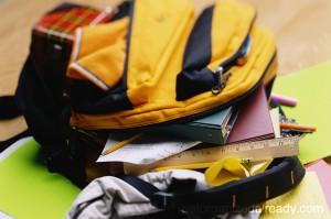 full bookbag