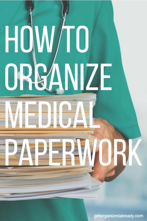 medical paperwork 600x900