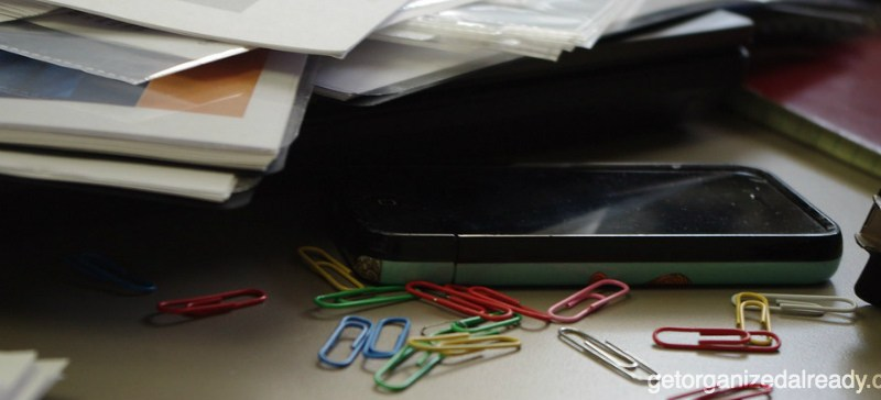 Avoid this common mistake when sorting paperwork