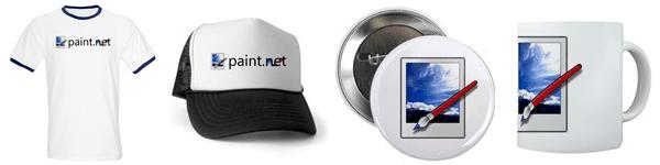 Paint.NET Merchandise Store